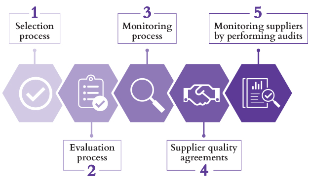 QA Audit Assessment Graphic