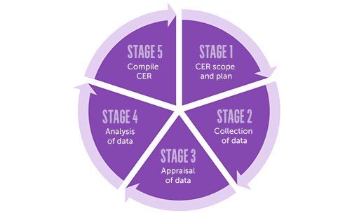 The Clinical Evaluation Report (CER) Development Process